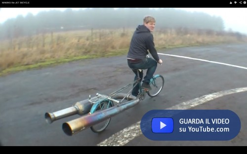 Colin Furze Bike