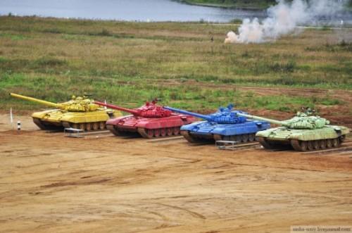 Tank Biathlon 2