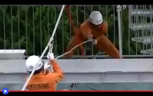Pompiere corda
