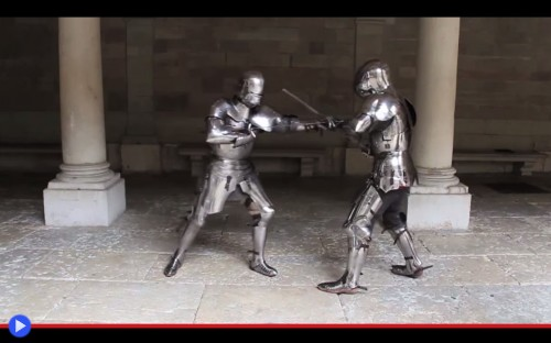 Combattimento in armatura
