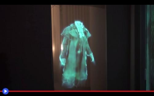 Hologhosts