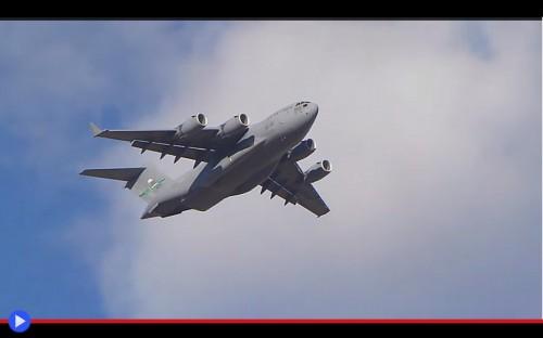 Globemaster Flight