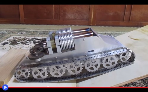 Stirling Tank