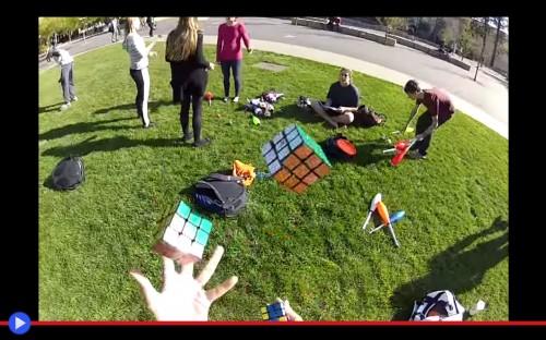 Cubefly