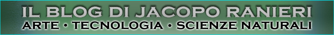 Il blog di Jacopo Ranieri