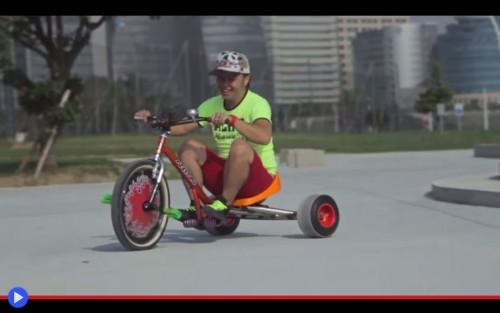 Drift Trikes 2