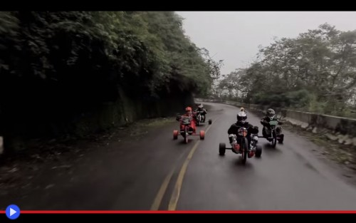 Drift Trikes 3