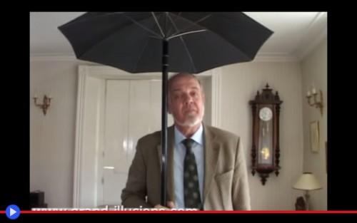 Grand Illusions Umbrella
