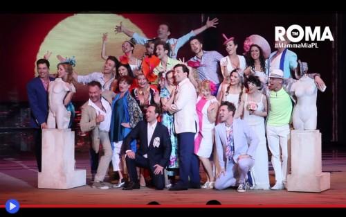 Mamma Mia Premiere