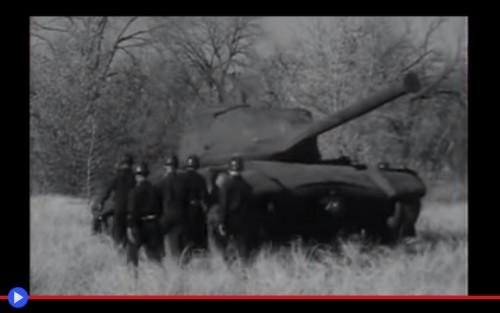 Fake tanks