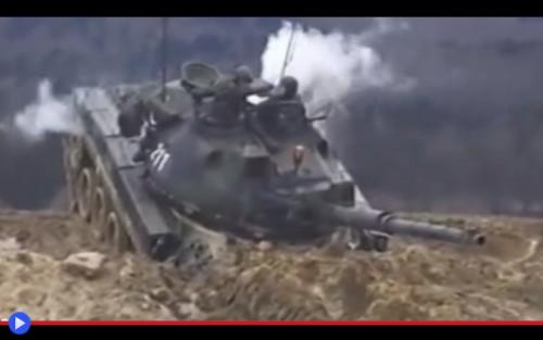 T-80 in Mud
