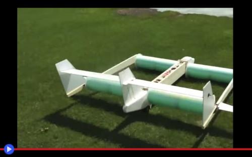 Flettner Plane