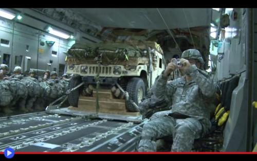 Humvee Drop