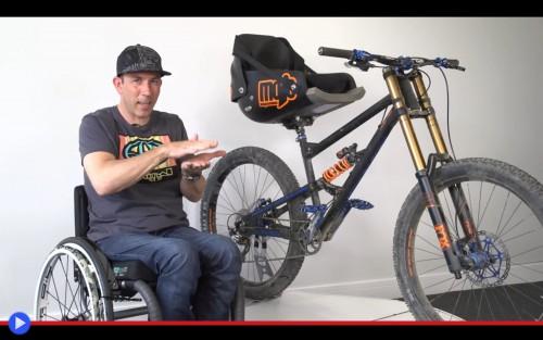 Martyn Ashton Bike