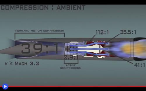 SR-71 Engine 2