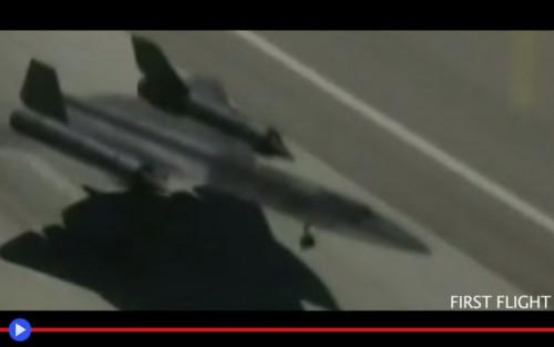 SR-71 Tribute