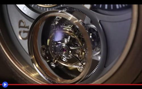 Tourbillon Watch