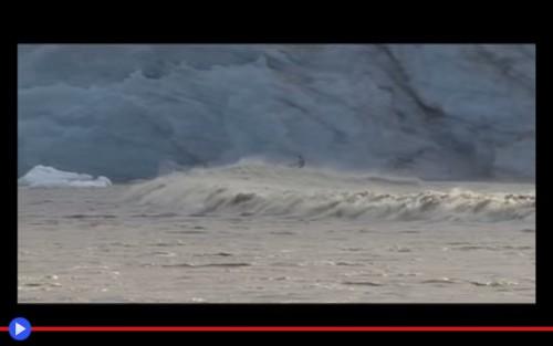 Ice Surfing