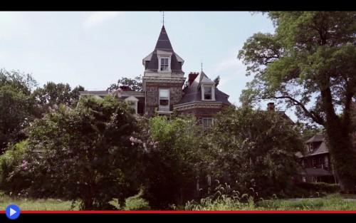 Creepy Mansion