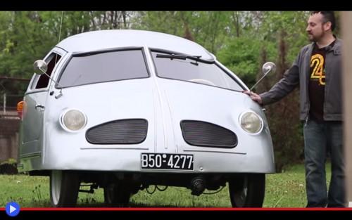 Hoffmann car
