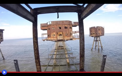 Maunsell Army Forts