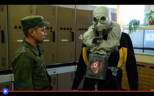 Russian rebreather