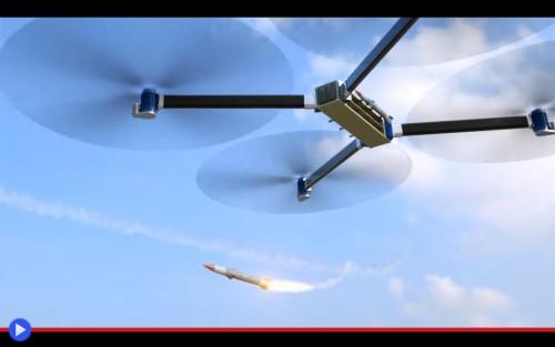 Dahir Quadcopter