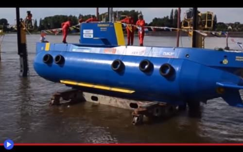 Euronaut sub