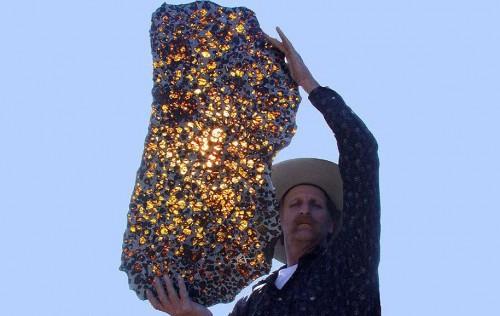 Fukang Meteorite