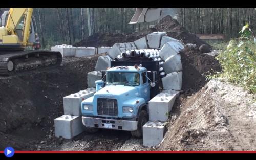 Archlock Zipper Truck
