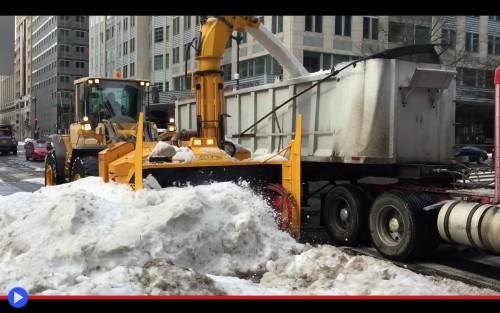 Dc Snow Blower