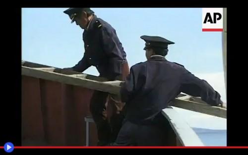Mongolian navy