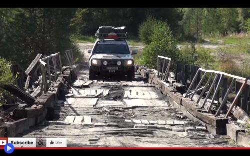 Siberian Bridges