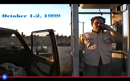 Desert Phone Booth