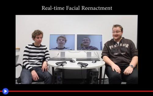 Facial Reenactement