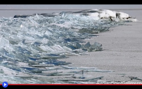 Ice Stacking