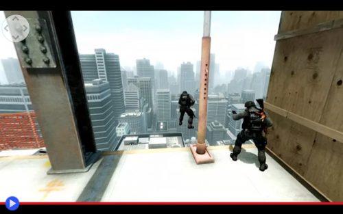 360 Video Counterstrike