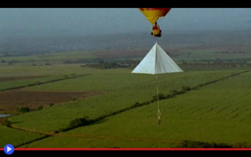 Leonardo Parachute