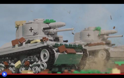 Battle of Brody Lego