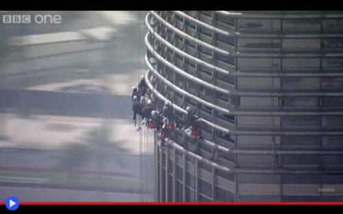 Burj Window Cleaner