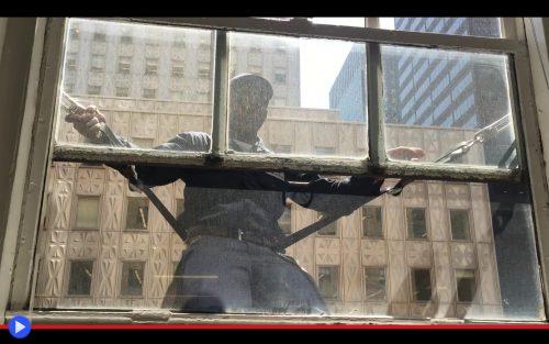 Charlie Window Cleaner