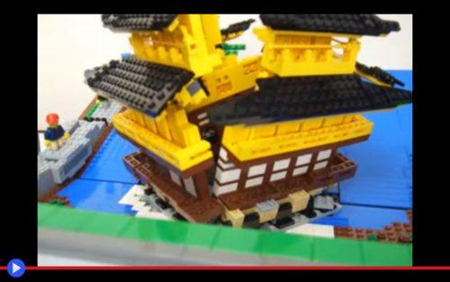 LEGO Kinkakuji