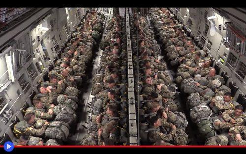 C-17 Paratroopers