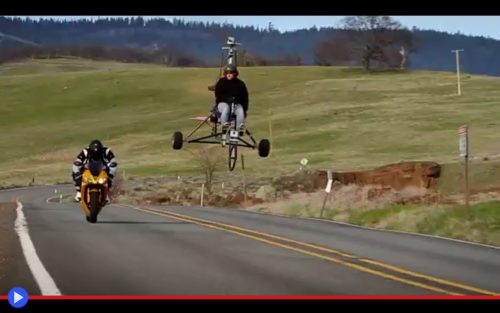 Autogyro Motorbike