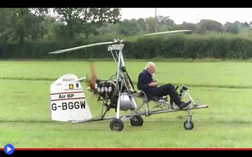 Ken Wallis Flight
