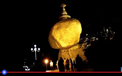 Kyaiktiyo Stupa 2