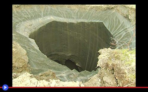 Yamal Sinkhole
