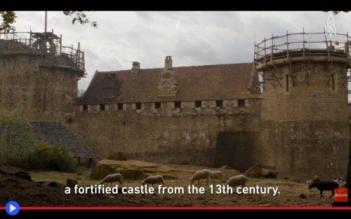Guedelon Castle