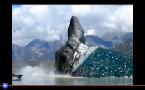 Tasman Iceberg