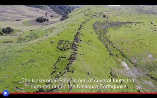 kekerengu-fault
